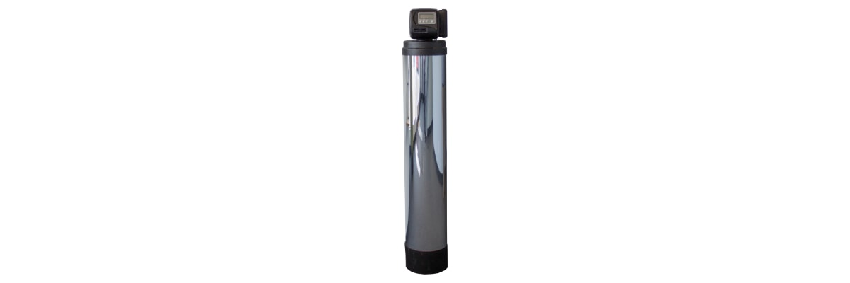 Excalibur ozone injected iron, sulphur & manganese filter