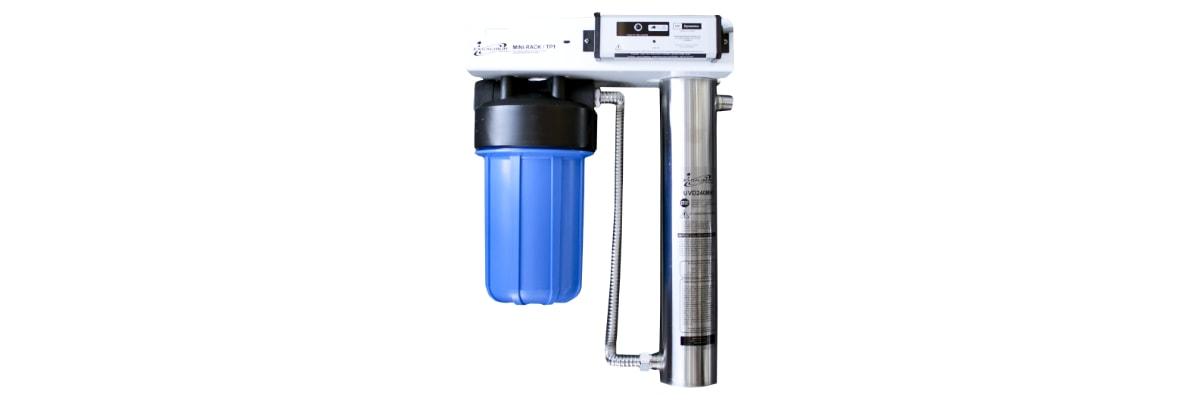 Excalibur ultraviolet sterilizer system