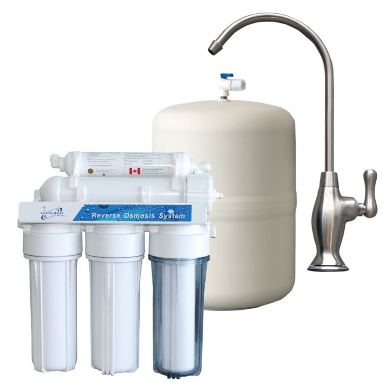 Excalibur reverse osmosis system