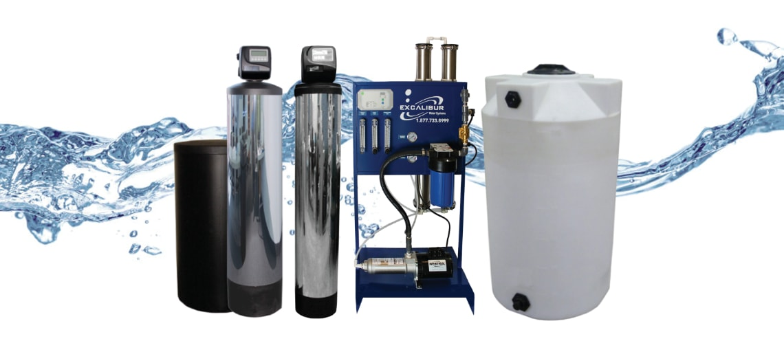 Excalibur Whole Home Reverse Osmosis System